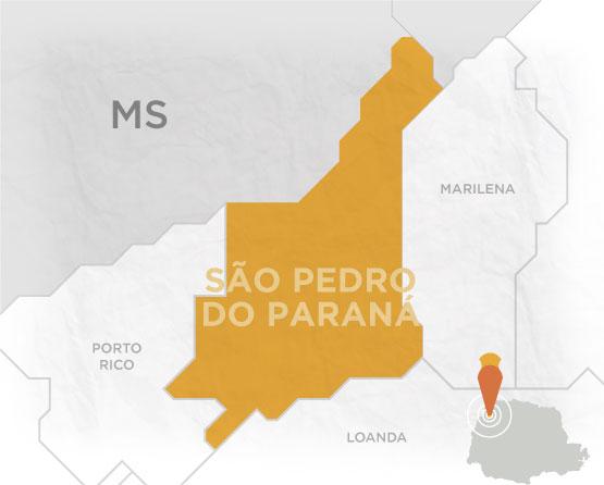 São Pedro do Paraná Paraná fonte: www.viajeparana.com
