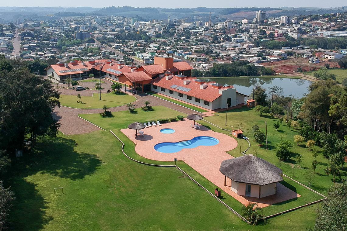 Dois Vizinhos Paraná fonte: www.viajeparana.com