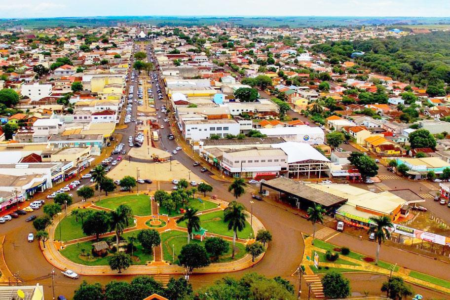 Assis Chateaubriand Paraná fonte: www.viajeparana.com